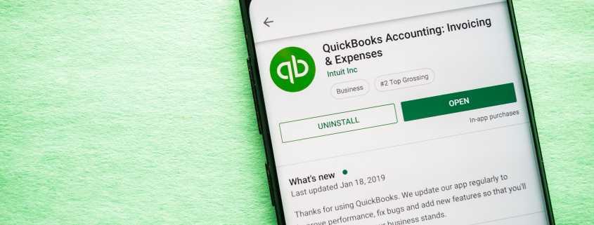 Partenariat QuickBooks